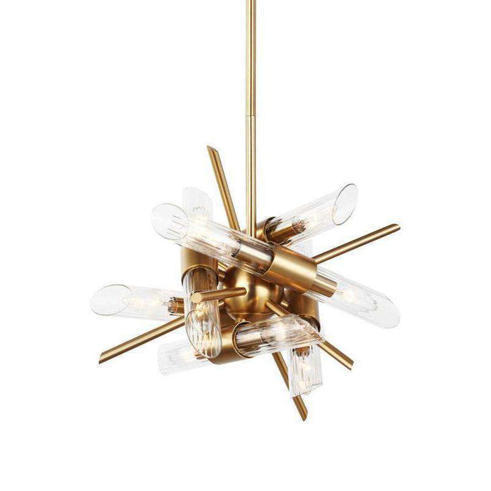 Quorra 12 Light Chandelier