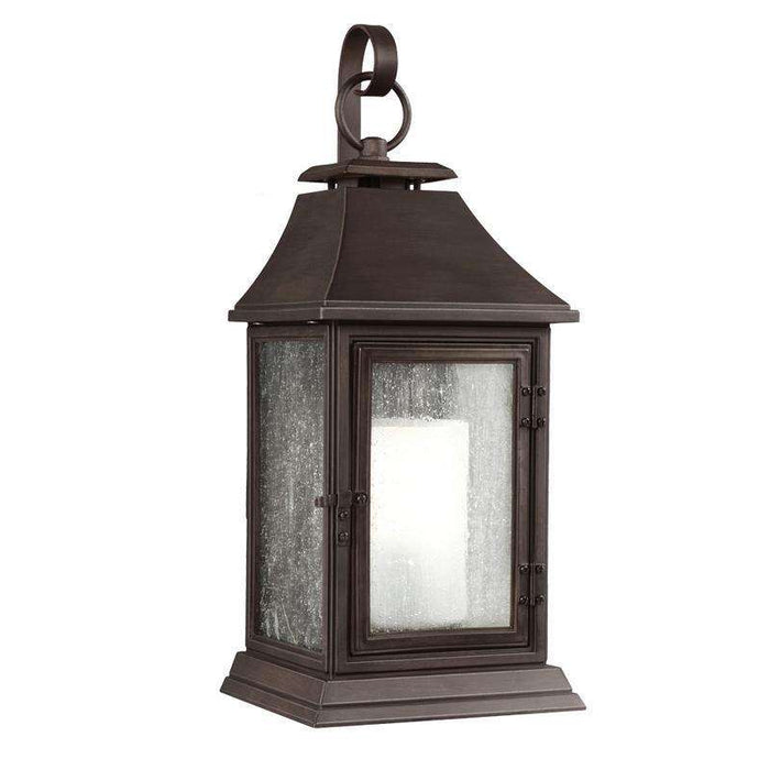 Shepherd 1 Light Outdoor Sconce