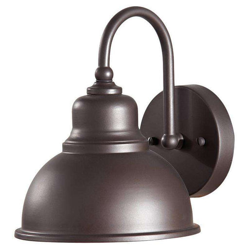 1 - Light Darby Outdoor Fixture Oil Rubbed Bronze