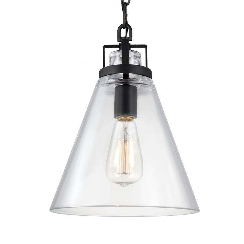 1 - Light Pendant Oil Rubbed Bronze