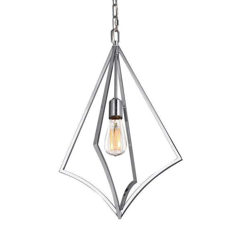 1 - Light Pendant Chrome