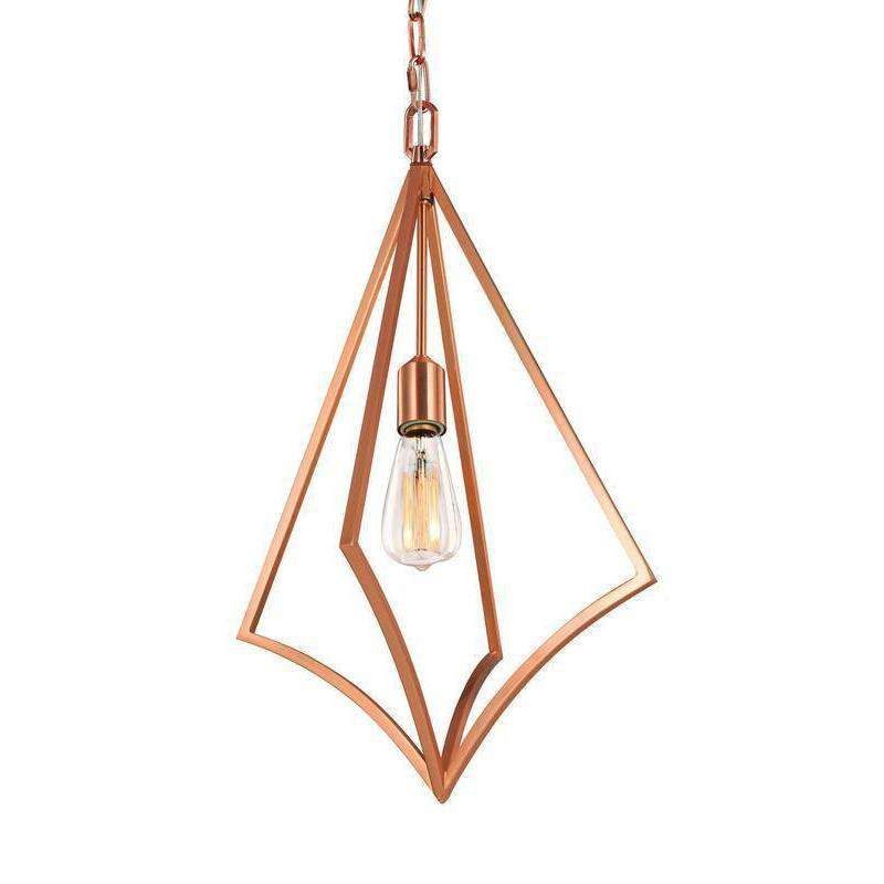 1 - Light Pendant Copper