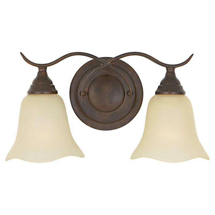 Morningside 2 Light Vanity Fixture