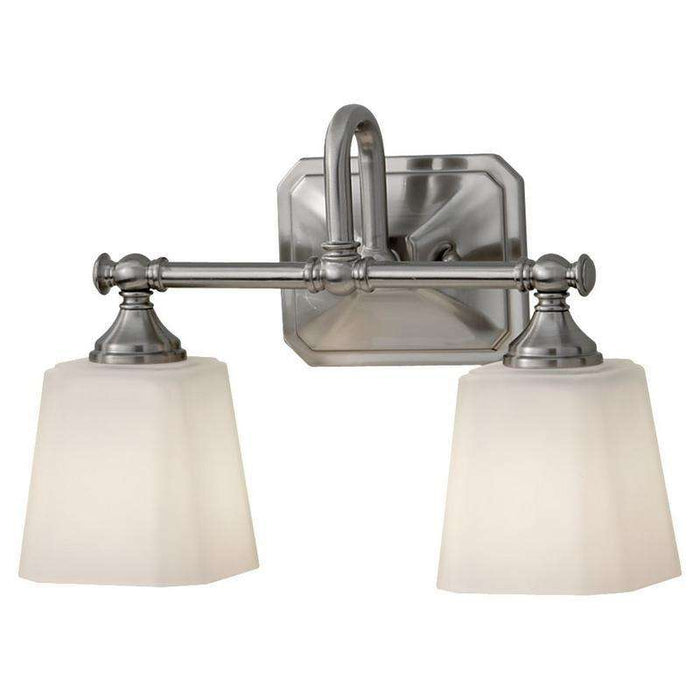 Concord 2 Light Vanity Strip