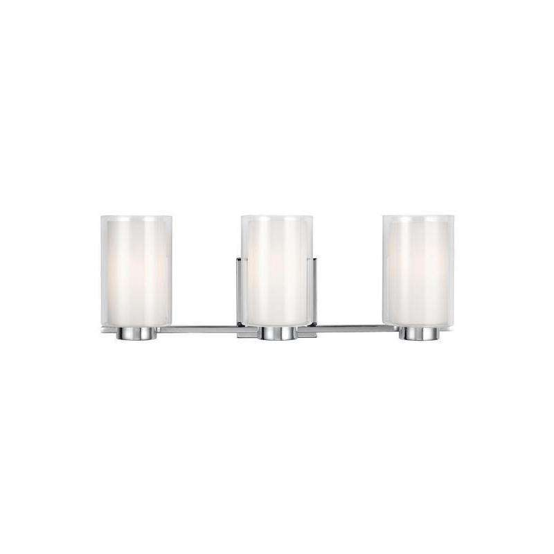 Bergin 3 Light Vanity