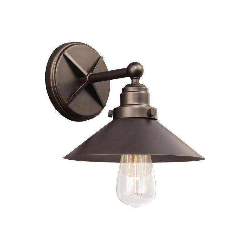 Hooper 1 Light Wall Sconce