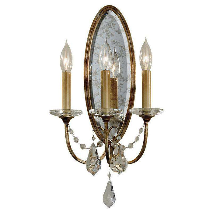Valentina 3 Light Sconce