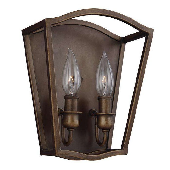 Yarmouth 2 Light Sconce