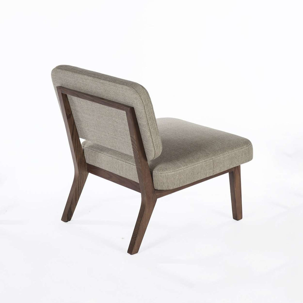 Salem Lounge Chair - Grey [free local shipping only]