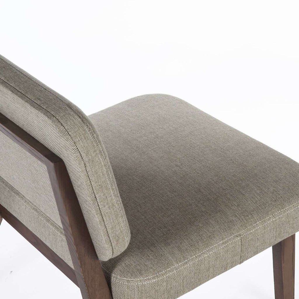 Salim Lounge Chair - Grey [free local shipping only]