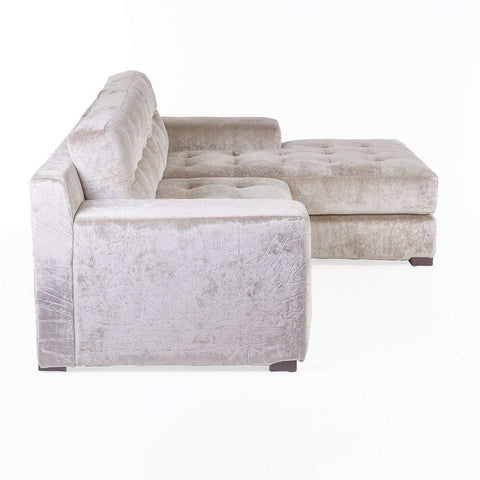 Egil Sectional Sofa RF - Champagne - [new product] **free local shipping only**
