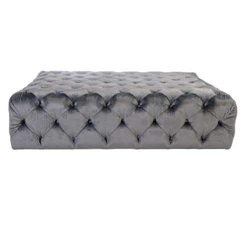 Eiji Tufted Ottoman - Rectangle  [new product] free shipping