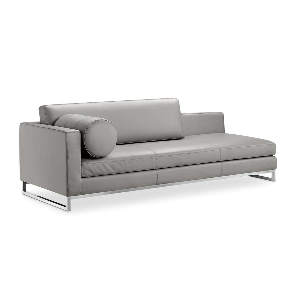 Attrayant Vettore One Arm Sofa   Grey [New Product]