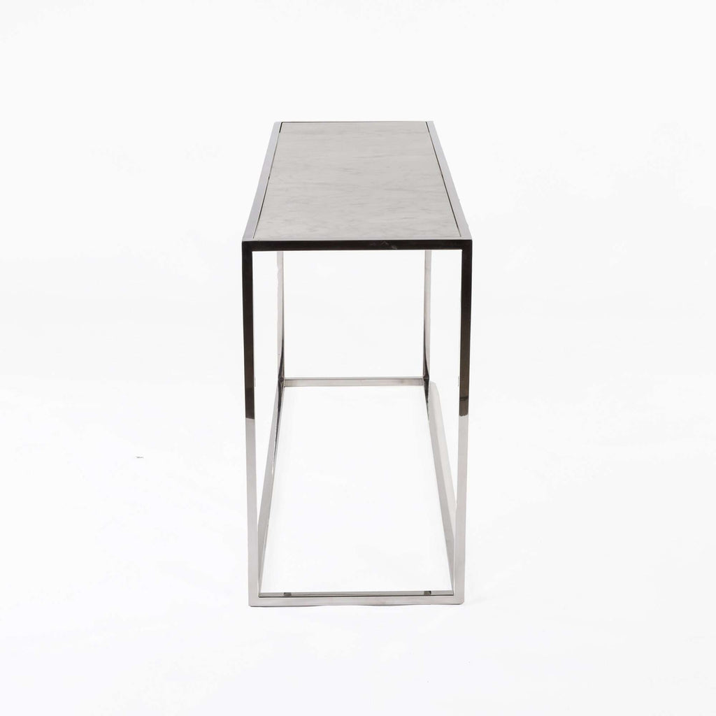 Tynd Carrara Marble Console Carrera Table [new product]