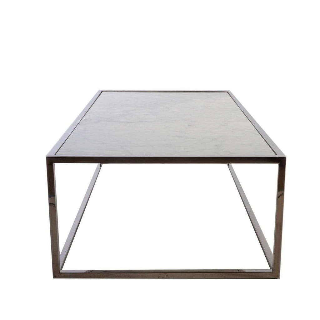 Tynd Carrara Marble Coffee Table *free local shipping only *
