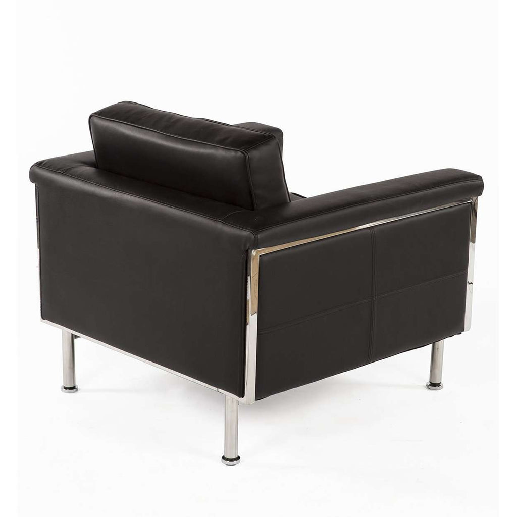 Kyrell Lounge Chair - Black - [new product] free local shipping only***