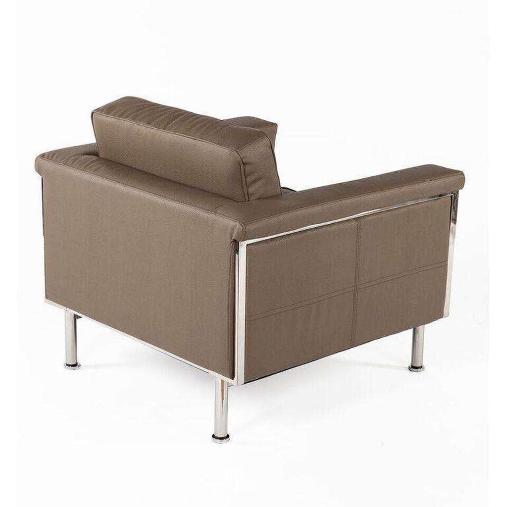 Kyrell Lounge Chair - Taupe - [new product]