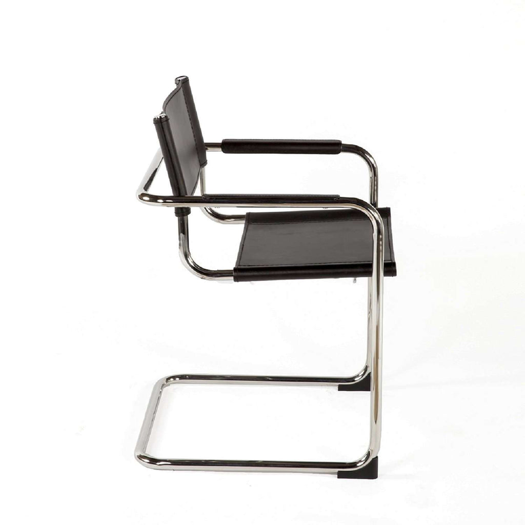 Mid Century Cantilever chair