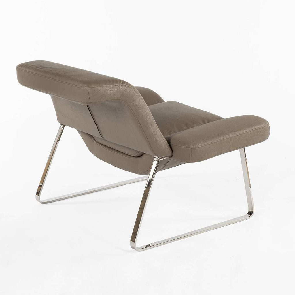 Arwin Lounge Chair - Taupe - *Free Local Shipping Only*