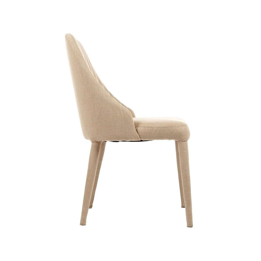 Modern Electra Channel Dining Chair