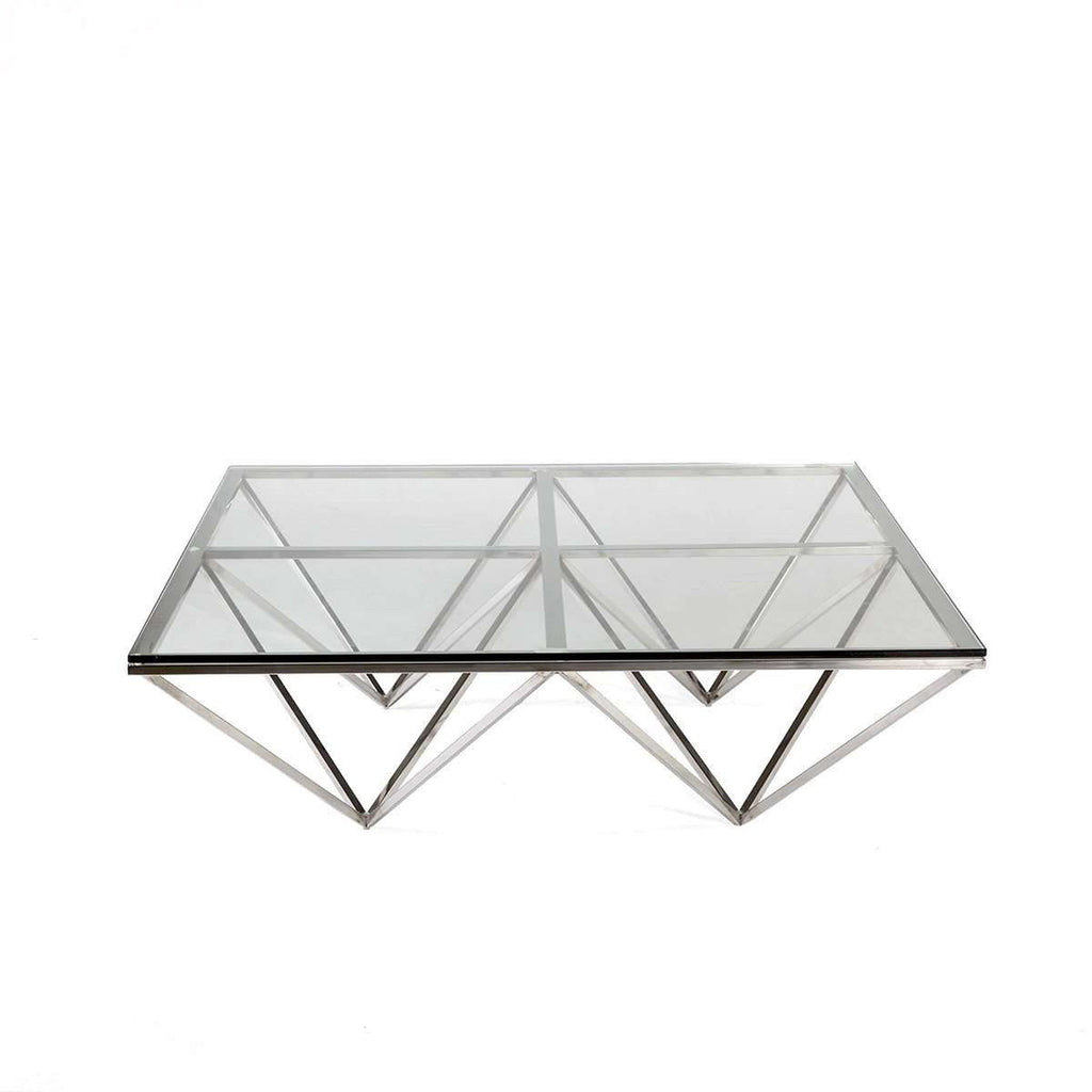 Modern Aldana Coffee Table - Square *free local shipping only*