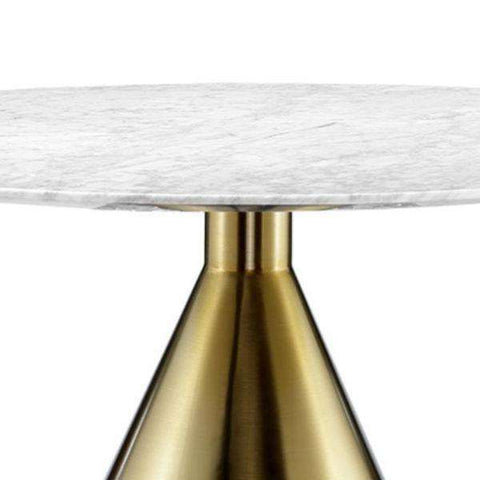 Command Carrara Marble Dining Table [New Product]