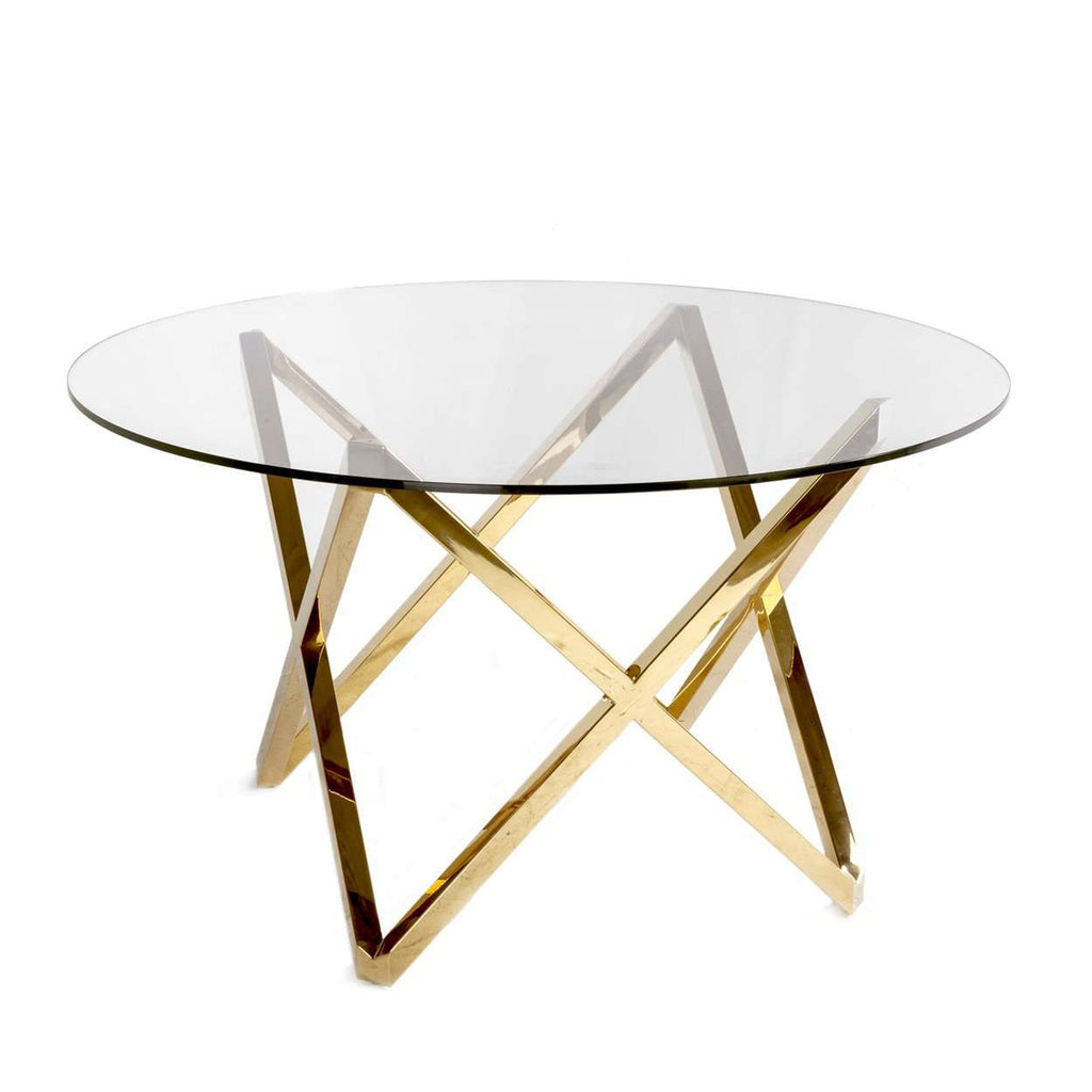 Galvin Side Table - Gold - [new product] free local shipping only*****