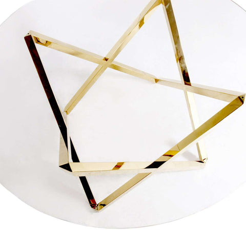 Galvin Side Table - Gold - [new product]