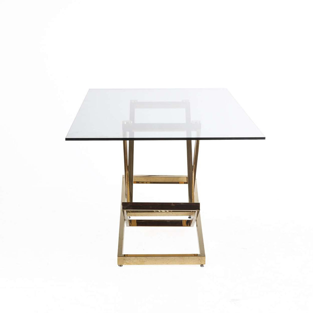 Midern Gigli Dining table - Gold *free local shipping only*