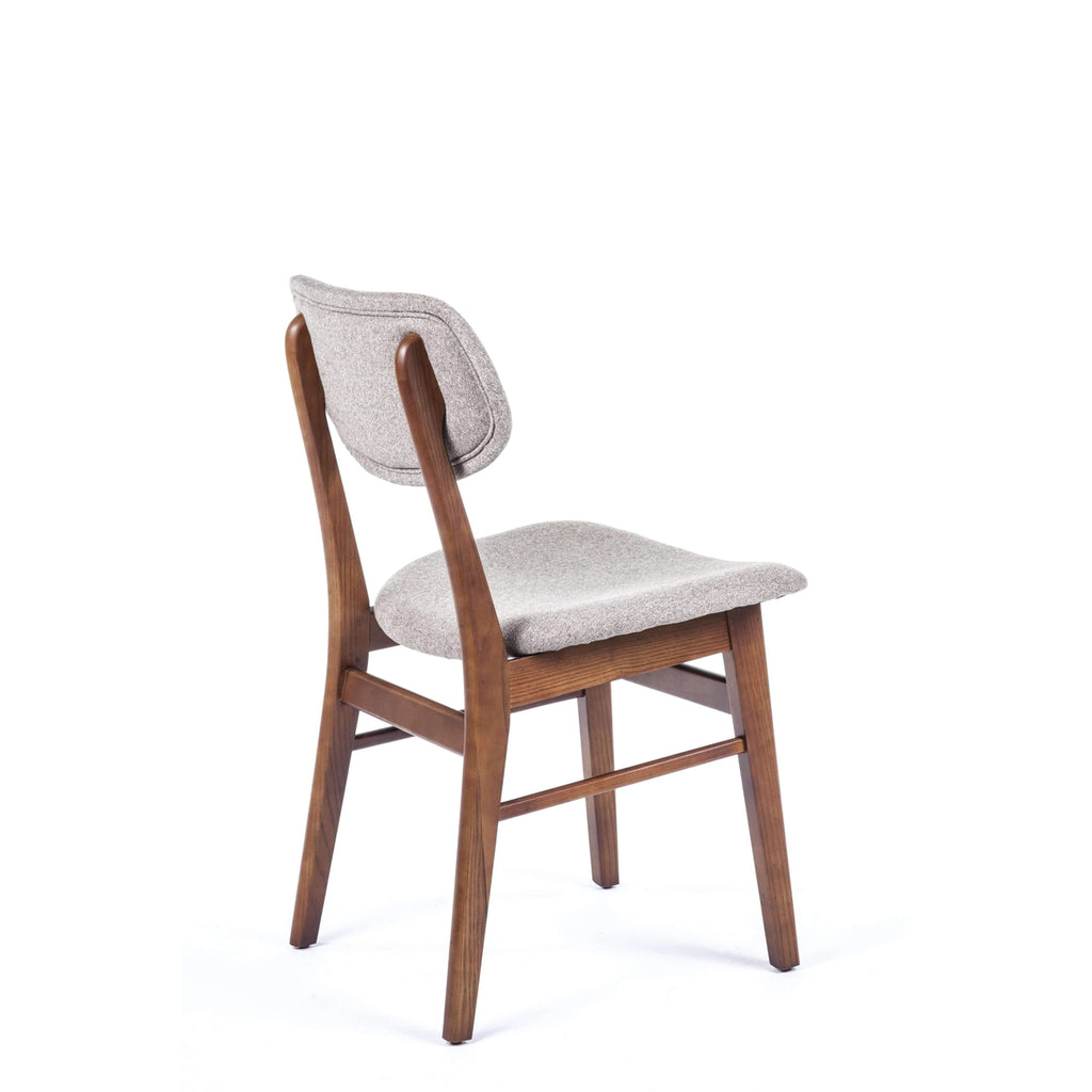 The Amalda Side Chair - Brown - **free local delivery only**