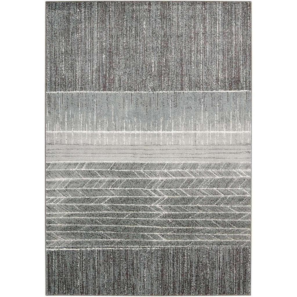 Calvin Klein Home Gradient Quarry Basalt Area Rug