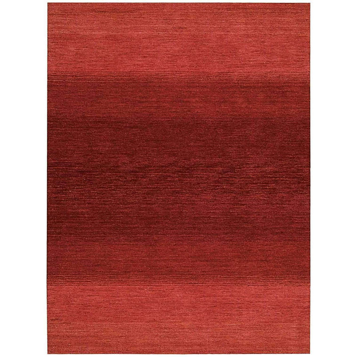 Linear Glow GLO01 Sumac Area Rug by Calvin Klein