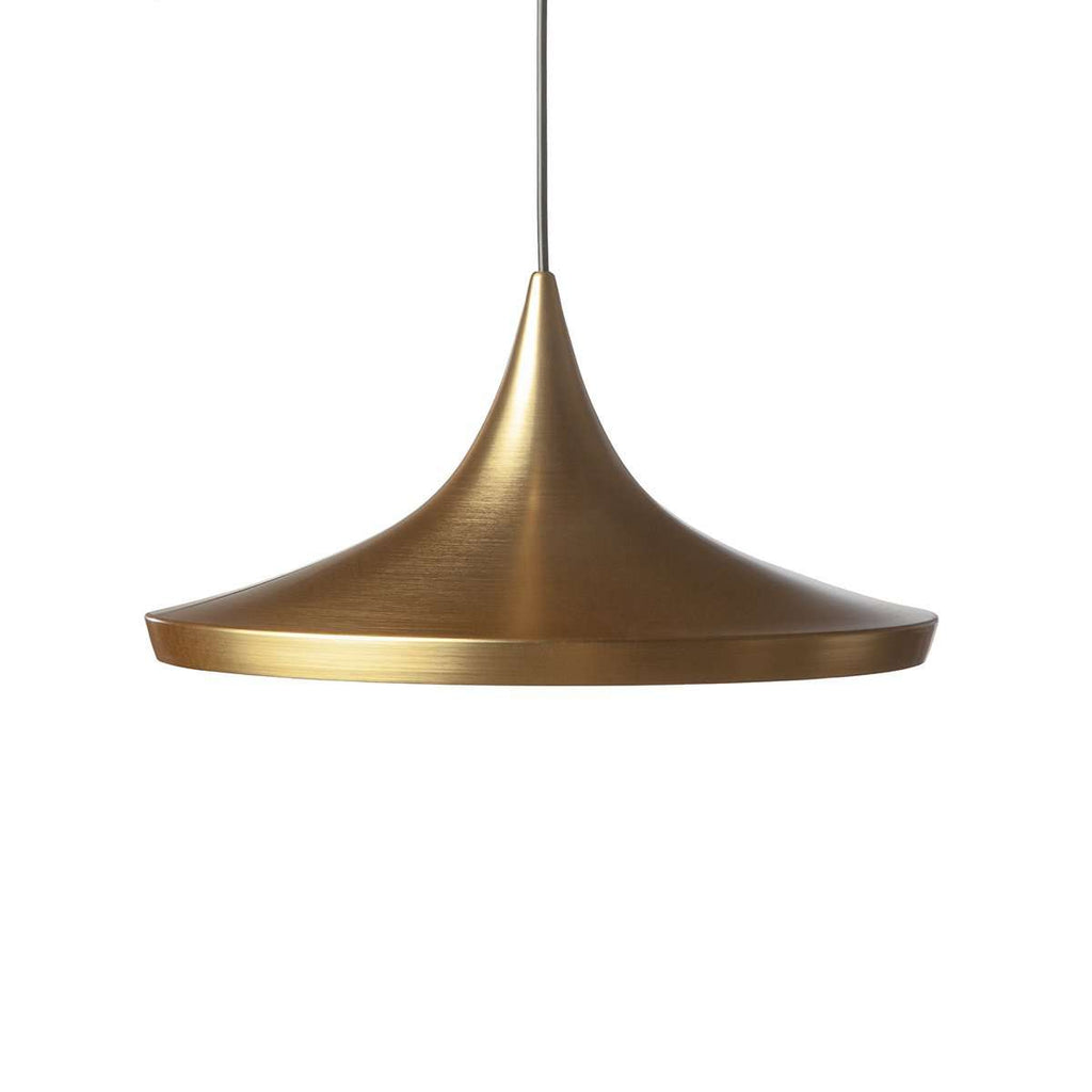 Mid Century Beat Light- Brass