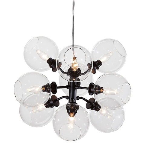 Atom 9 Light Chandelier