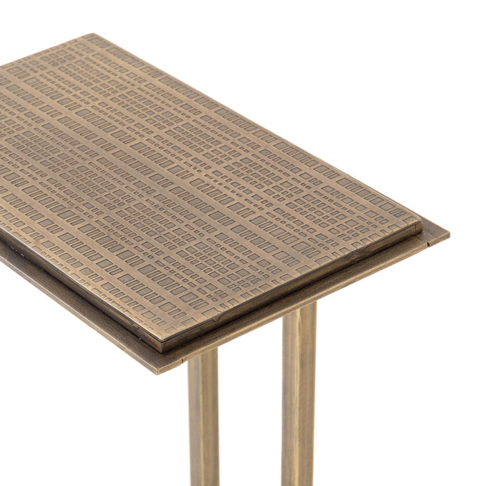 Acid Etch C Table