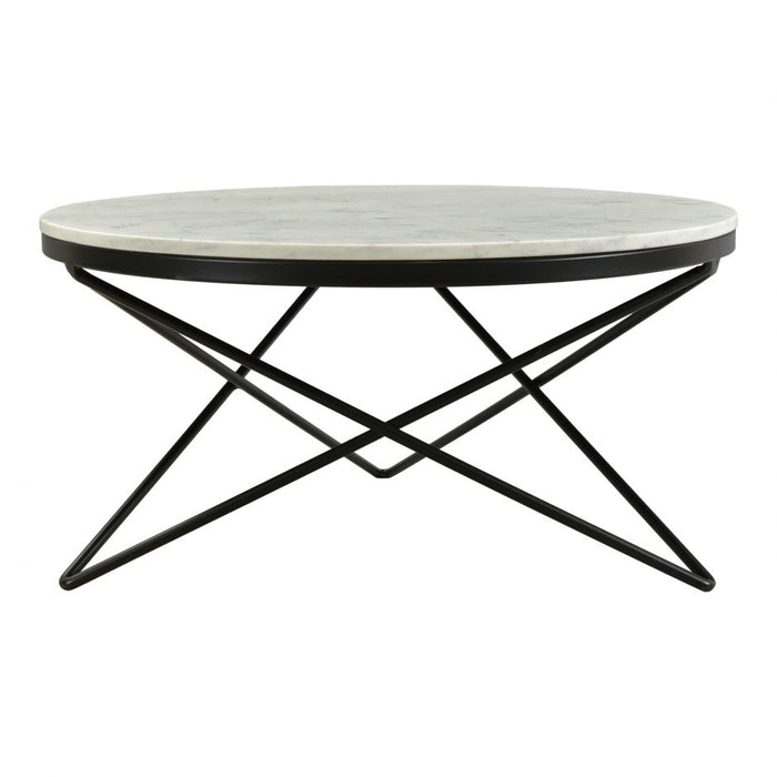 HALEY COFFEE TABLE BLACK BASE