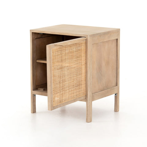 Sydney Nightstand - Natural Mango