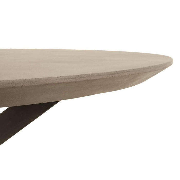 Industry Round Dining Table