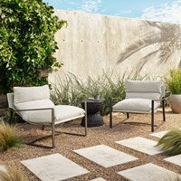 Taber Outdoor End Table