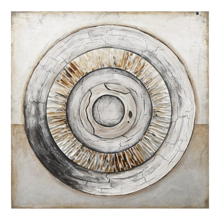 ANCIENT RINGS WALL DECOR