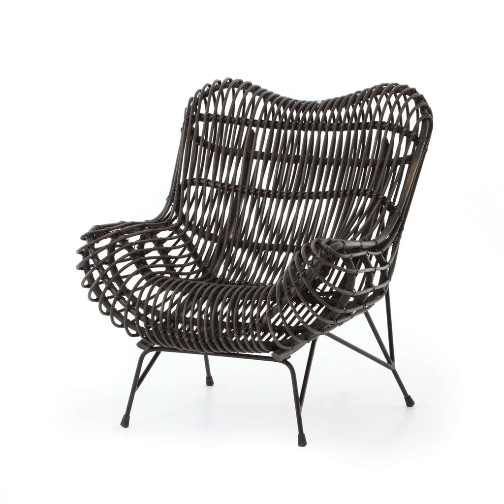 Theory Wicker Occasional Chair