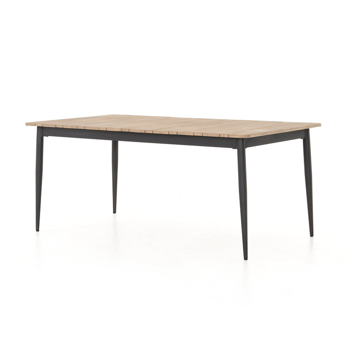 Wyton Outdoor Dining Table-71""