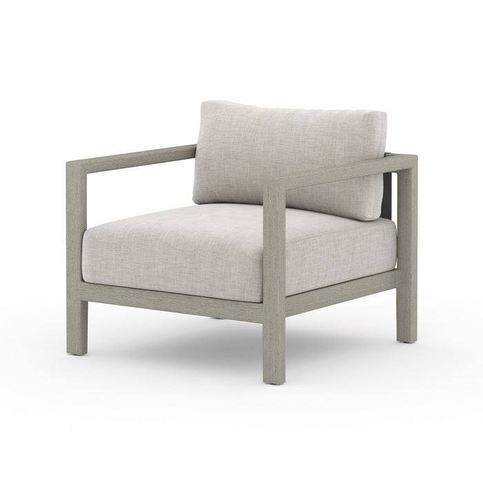 Sonoma Outdoor Chair-Grey/Stone Grey