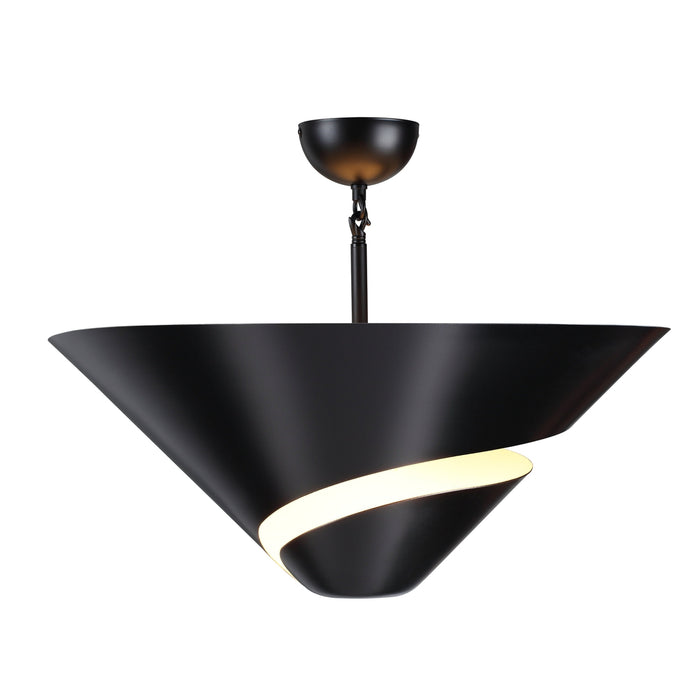 Serge Shell Ceiling Lamp
