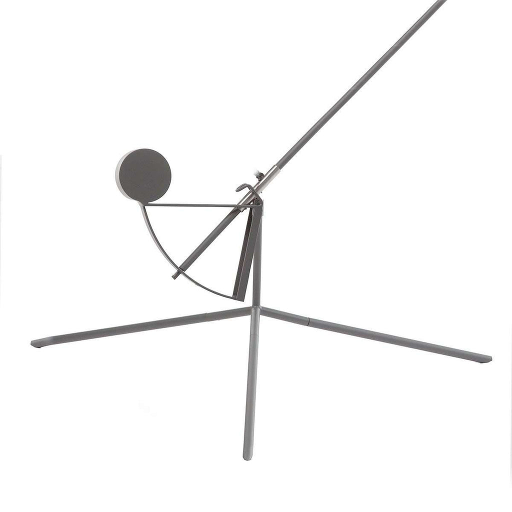 Mantis BS1 Floor Lamp - Limited Edition Grey with Tripod Base [staff pick]