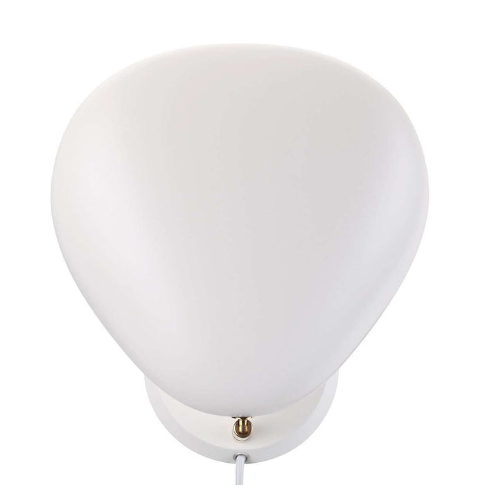 Cobra Wall Sconce - White