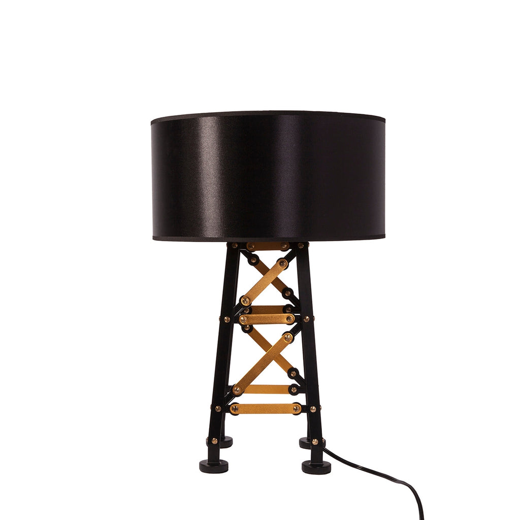 Modern Construct Table Lamp