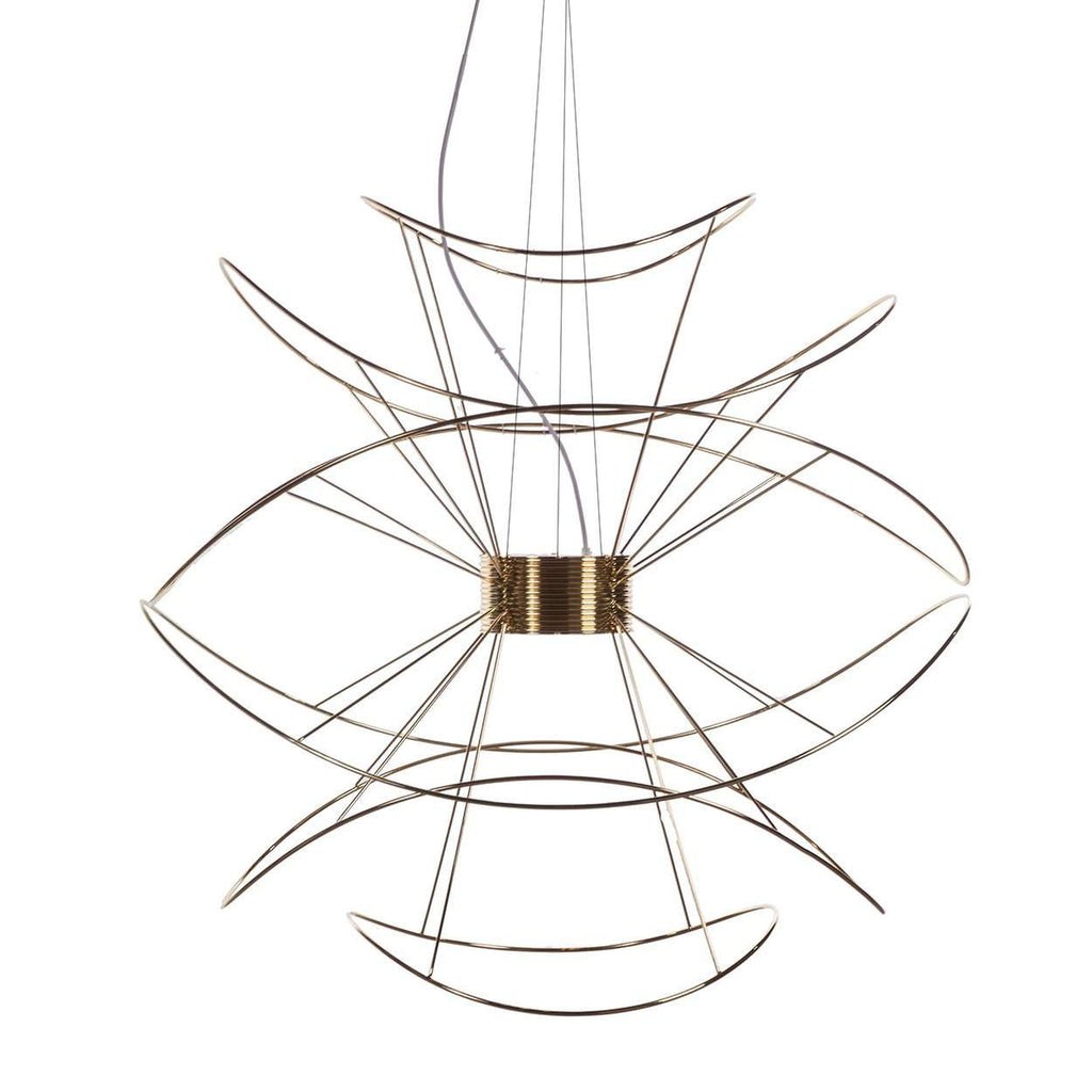 Hoops 6 Pendant Lamp - [staff pick]