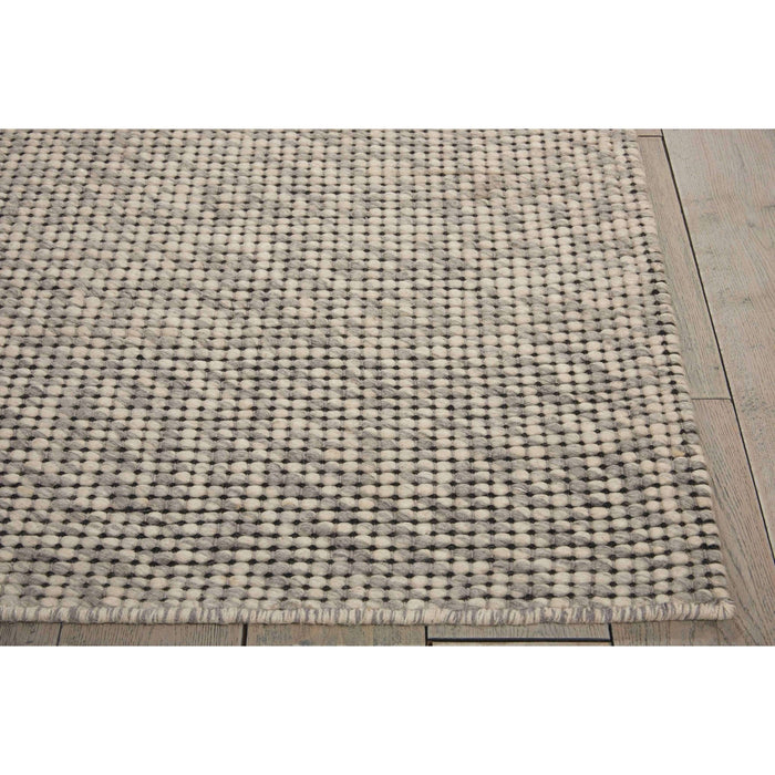 Lowland LOW01 Basalt Area Rug by Calvin Klein