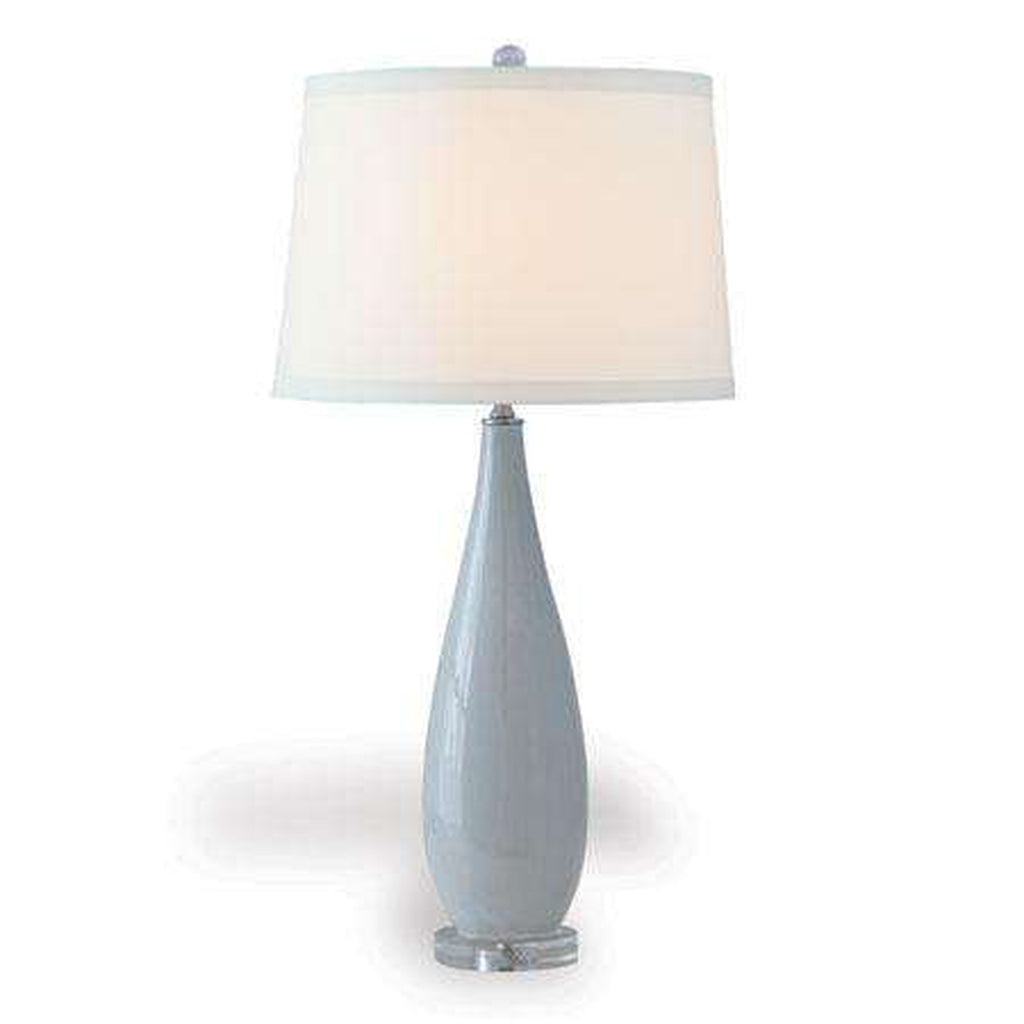 "Emma Smoke Lamp 32""H"
